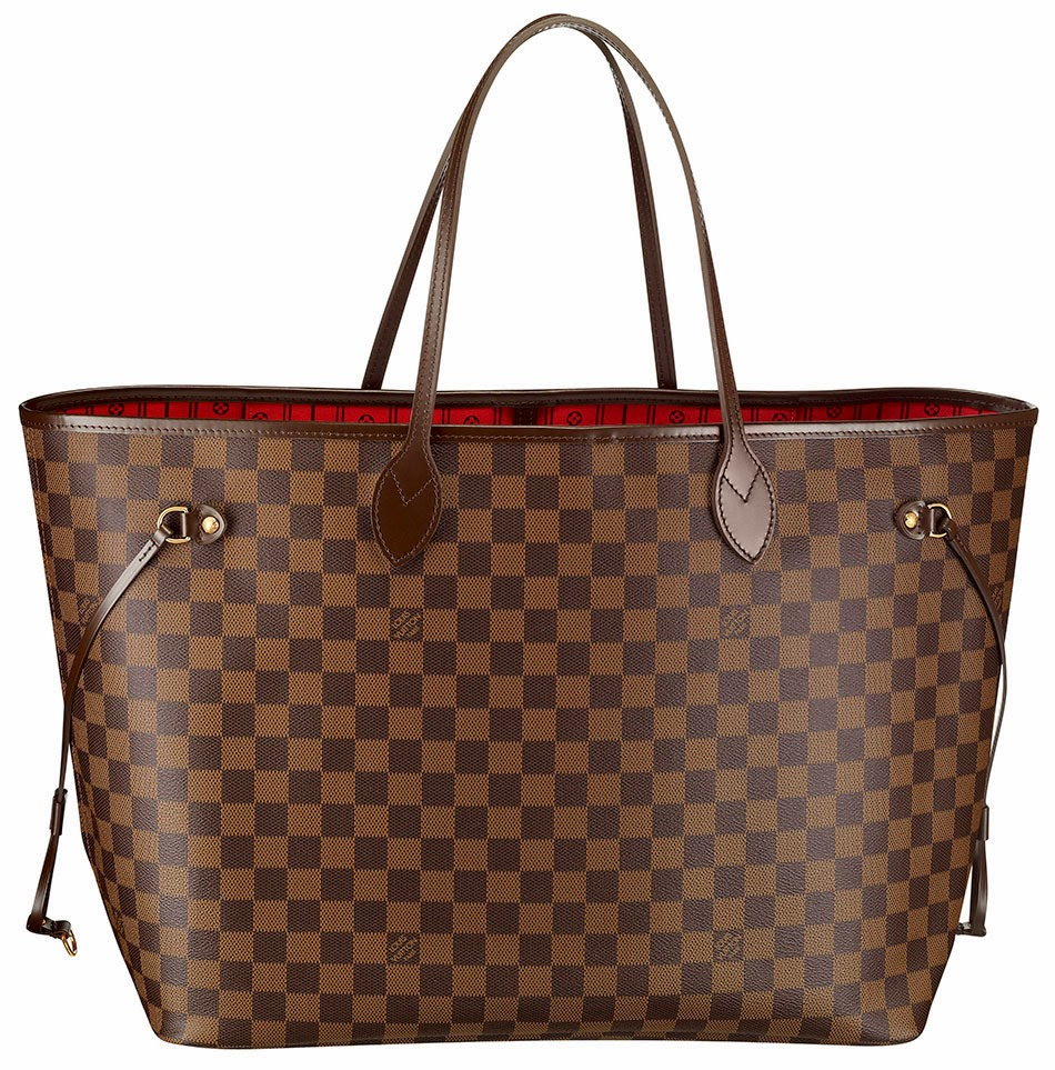 Louis Vuitton Forro Rojo